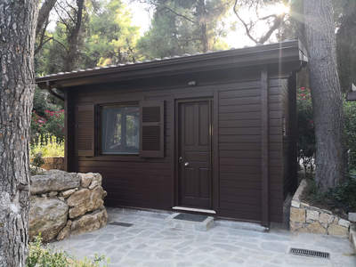 Small Cabin house 18m2